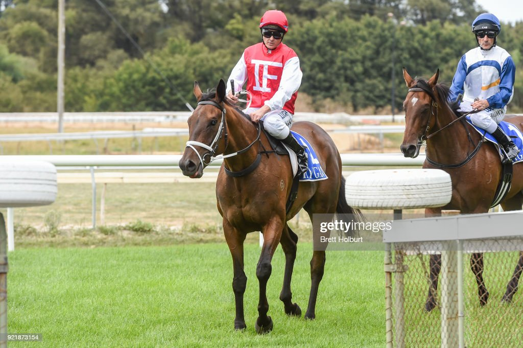 Iron Jack F&M Maiden Plate : News Photo