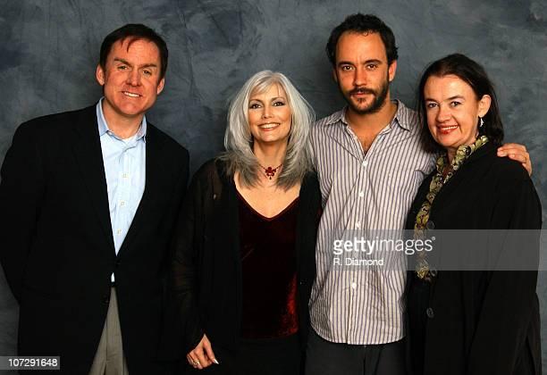 Brian Philips CMT VP/GM Emmylou Harris Dave Matthews and Judy McGrath President MTV Networks
