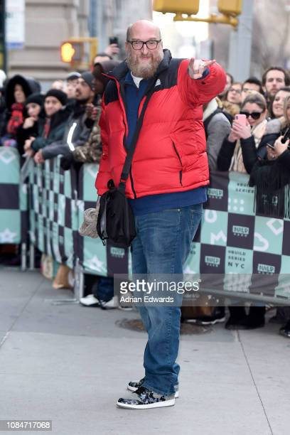 Brian Posehn is seen on December 19 2018 in New York City