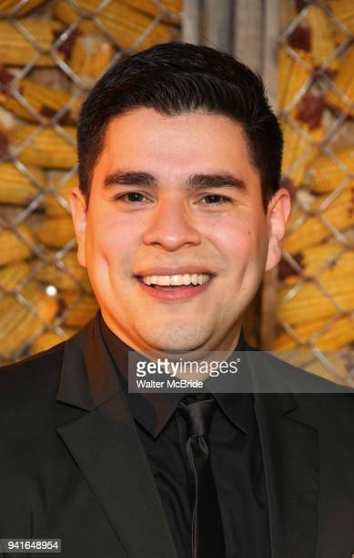 Brian Quijada attends the opening night press reception for the Roundabout Theatre Company/Roundabout Underground production of 'Bobbie Clearly' at...