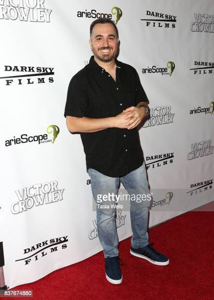 Brian Quinn at the Hatchet 10th Anniversary Celebration at ArcLight Cinemas on August 22 2017 in Hollywood California