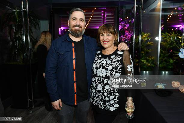 Brian Quinn attends the Impractical Jokers The Movie Premiere Screening and Party on February 18 2020 in New York City 739100