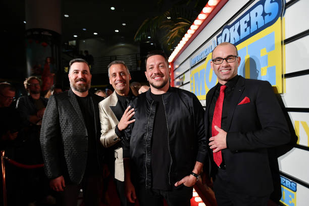 NY: Impractical Jokers: The Movie Premiere Screening and Party