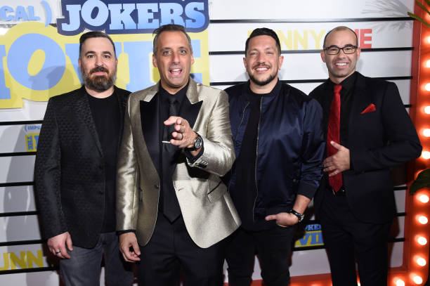 "NY: ""Impractical Jokers: The Movie"" New York Screening"