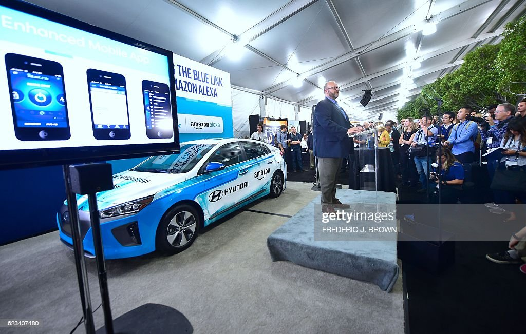 Brian Ratzlaff, Hyundai Motor America's Executive Director