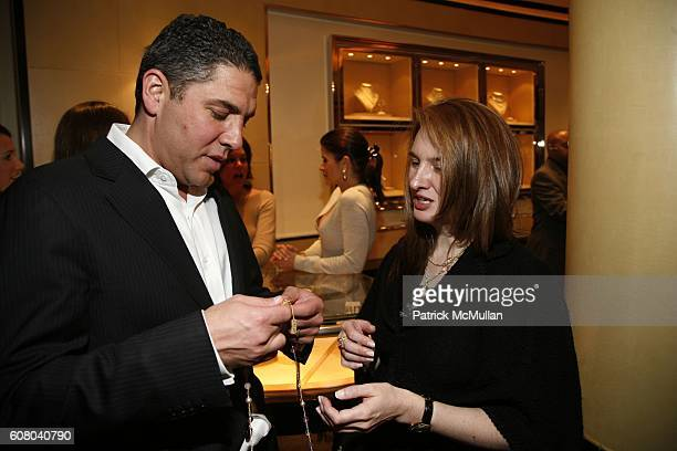 Brian Ripka and Alison Minton attend Party in Style with Judith Ripka and Alison Minton at 777 Madison Ave on December 5 2006 in New York City