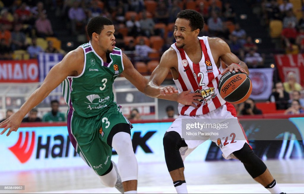 Olympiacos Piraeus v Unicaja Malaga - Turkish Airlines EuroLeague