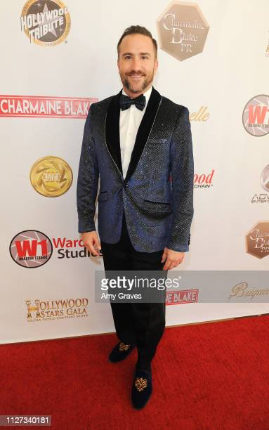 Brian Rodda attends the Charmaine Blake and the HOLLYWOOD STARS GALA™ Oscar® Viewing Party at The Beverly Hilton Hotel on February 24 2019 in Beverly...