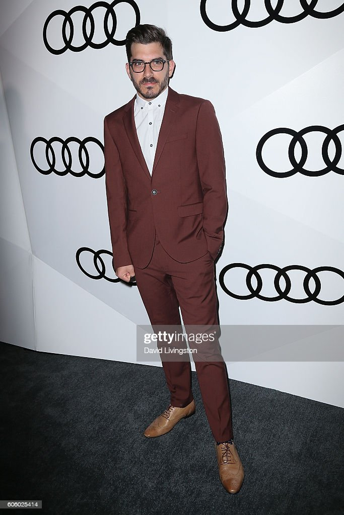 Brian Roedel arrives at Audi Celebrates The 68th Emmys at Catch on September 15, 2016 in West Hollywood, California.