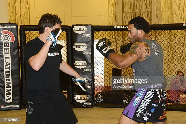 Bellator Mma Pictures and Photos - Getty Images