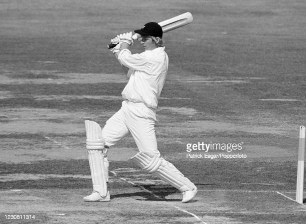 Brian Rose of Somerset batting during his innings of 41 runs in the Gillette Cup Final between Northamptonshire and Somerset at Lord's Cricket...