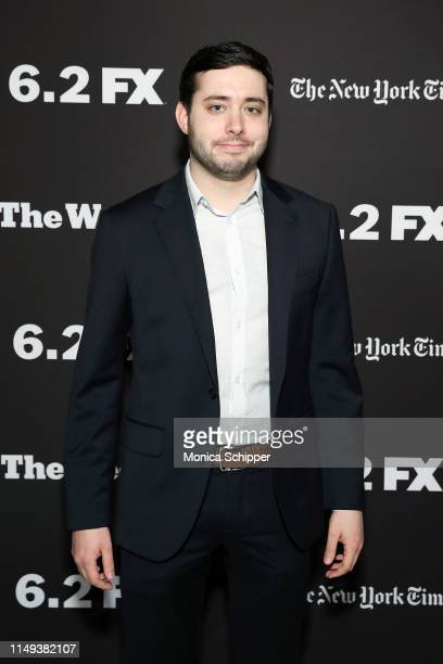 Brian Rosenthal attends The Weekly New York Premiere at Florence Gould Hall Theater on May 15 2019 in New York City