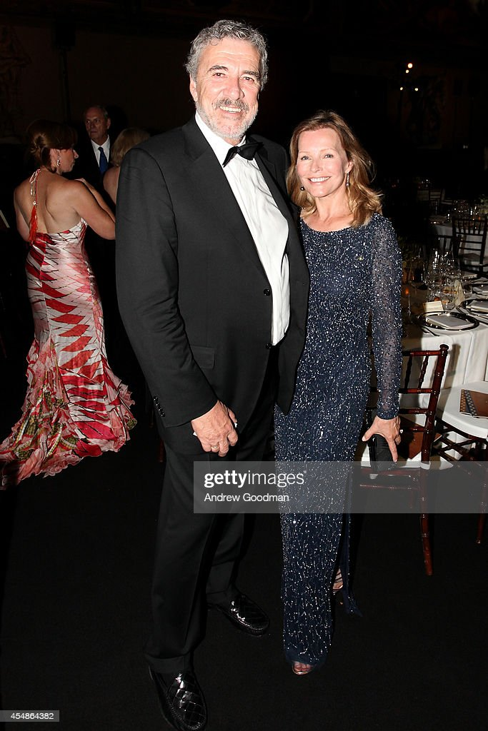 Brian Russell Amp Wife 2 Cheryl Ladd Pictures Getty Images