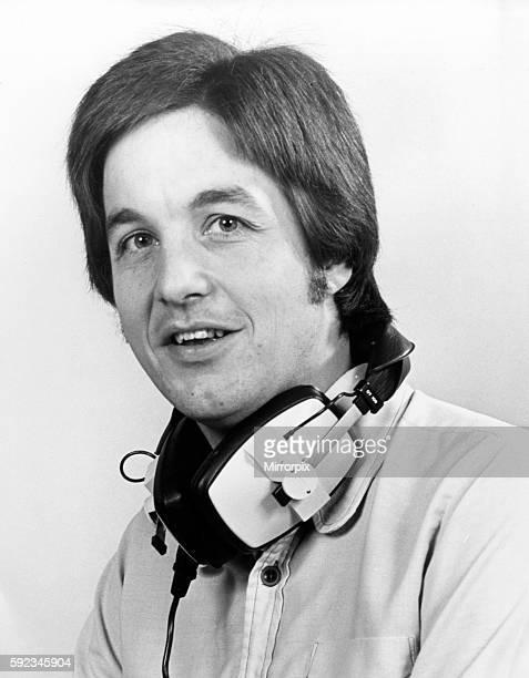 Brian Savin BRMB Radio Presenter 11th February 1979