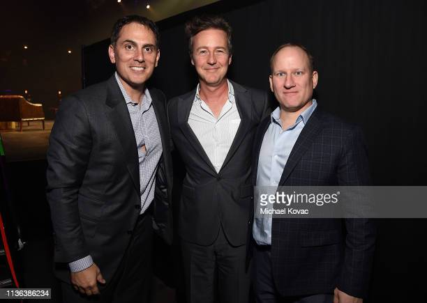 Brian Sheth CoFounder and President Vista Equity Partners and Board Chair Global Wildlife Conservation Edward Norton UN Goodwill Ambassador for...