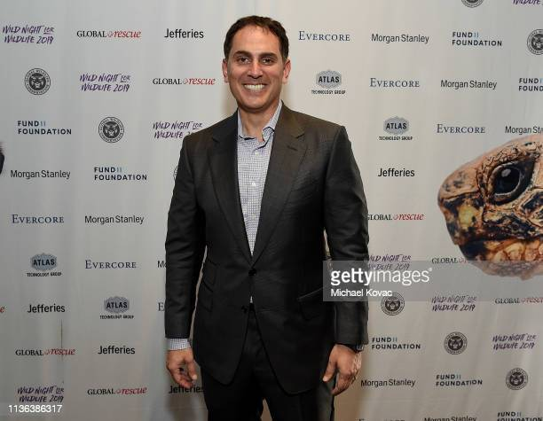 Brian Sheth CoFounder and President Vista Equity Partners and Board Chair Global Wildlife Conservation hosts Global Wildlife Conservation's Wild...