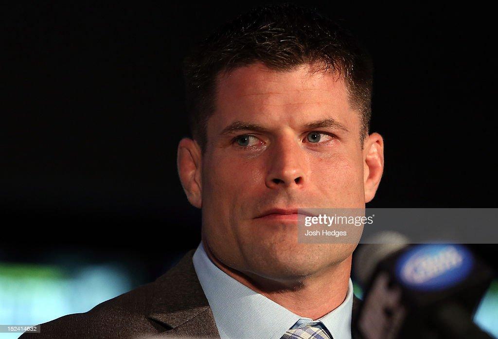 UFC 152: Press Conference