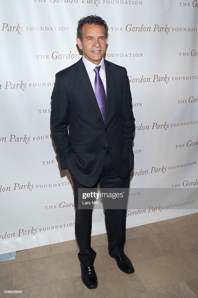 USA - Gordon Parks Foundation Awards Dinner In New York : News Photo
