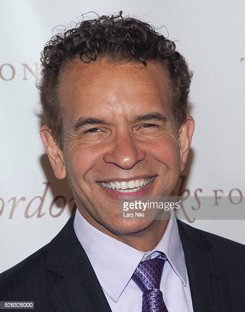 Brian Stokes Mitchell attends the Gordon Parks Foundation Awards Dinner at the Plaza Hotel in New York City �� LAN