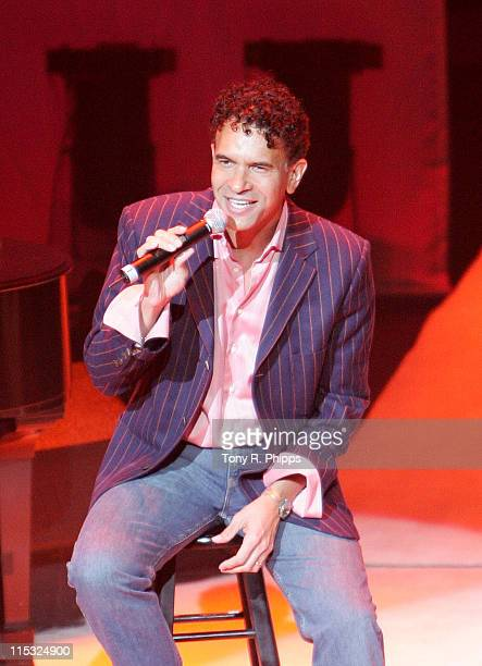 Brian Stokes Mitchell during Broadway Meets Country AllStar Gala Benefit Concert CoHosted by Barbara Mandrell and Peter Gallagher at Tennessee...