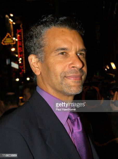 Brian Stokes Mitchell during Ellen Burstyn in the One Woman Show Oldest Living Confederate Widow Tells All Arrivals and After Party at The Longacre...