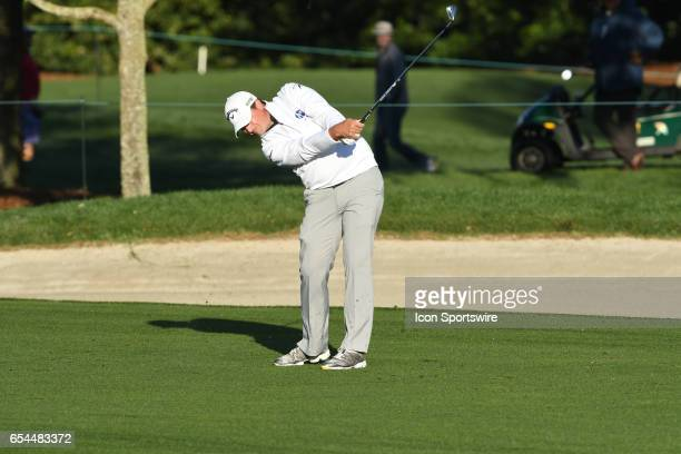 Brian Stuard during the second round of the Arnold Palmer Invitational at Arnold Palmer's Bay Hill Club Lodge in Orlando Florida