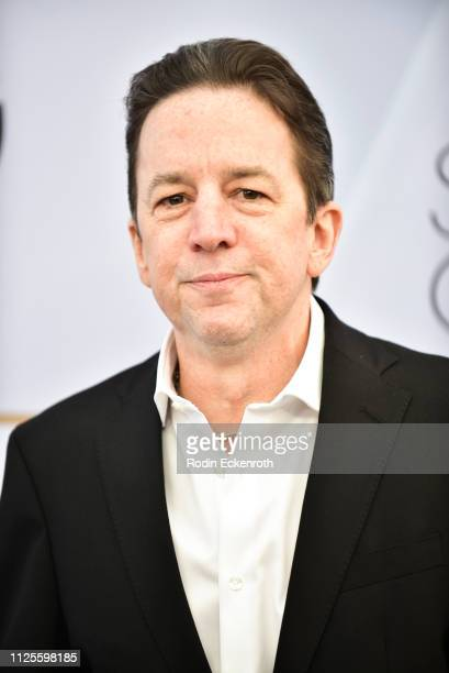 Brian Tarantina arrives at the 25th Annual Screen ActorsGuild Awards at the The Shrine Auditorium on January 27 2019 in Los Angeles California