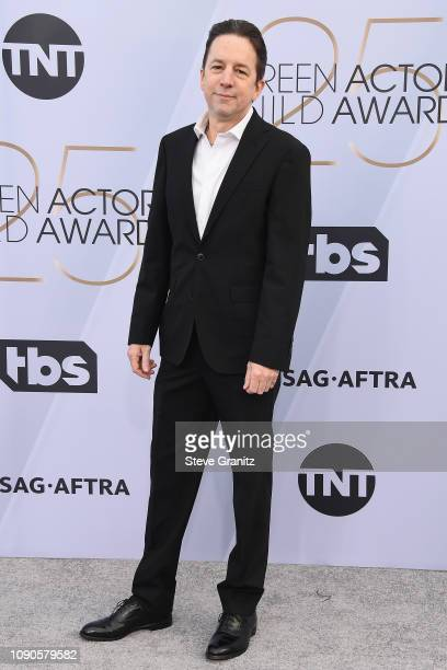 Brian Tarantina attends the 25th Annual Screen ActorsGuild Awards at The Shrine Auditorium on January 27 2019 in Los Angeles California