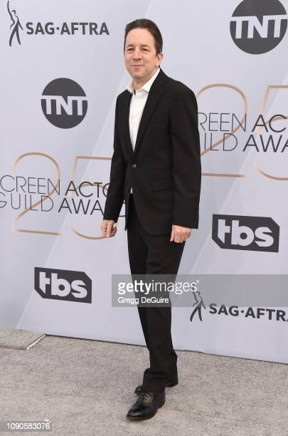 Brian Tarantina attends the 25th Annual Screen ActorsGuild Awards at The Shrine Auditorium on January 27 2019 in Los Angeles California 480645