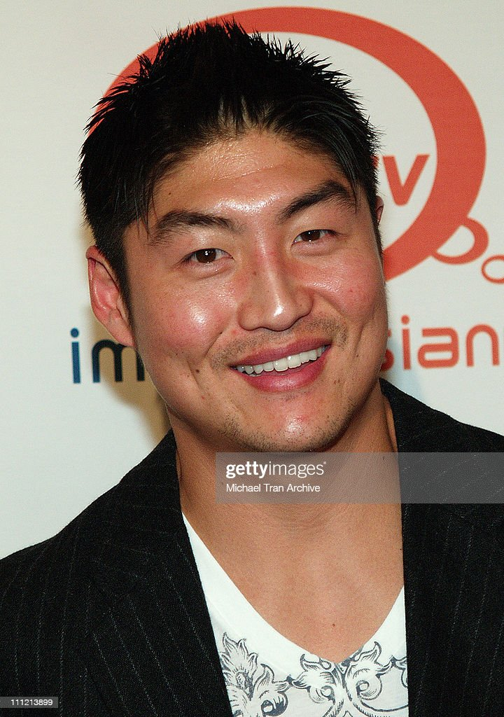 Brian Tee during ImaginAsian TV and AFI Fest Sway Celebration - Arrivals at AFI Rooftop Village at Arclight Theaters in Los Angeles, California, United States.