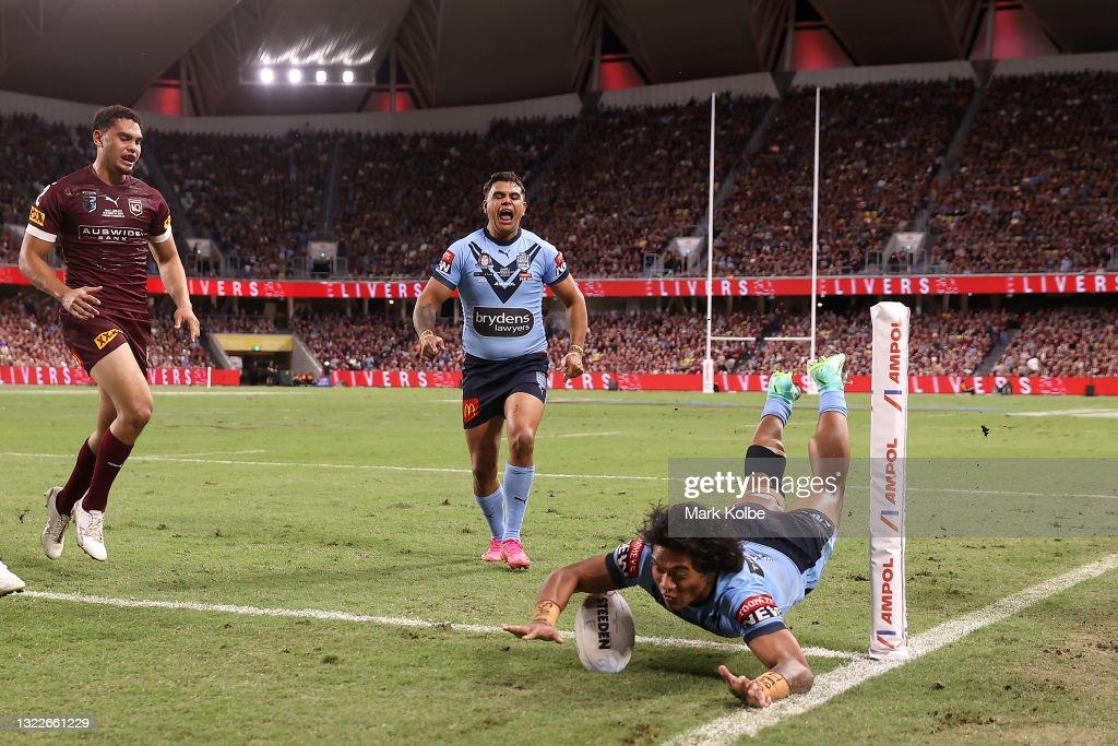NSW v QLD - State Of Origin: Game 1 : News Photo
