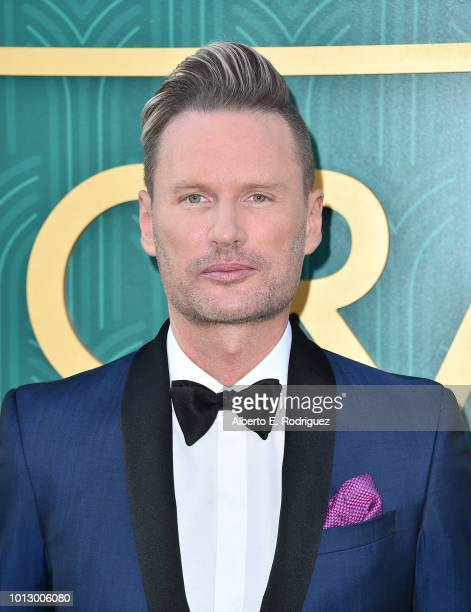 """Brian Tyler attends the premiere of Warner Bros. Pictures' """"Crazy Rich Asiaans"""" at TCL Chinese Theatre IMAX on August 7, 2018 in Hollywood,..."""