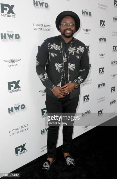 Brian Tyree Henry attends FX Networks celebration of their Emmy nominees in partnership with Vanity Fair at Craft on September 16 2017 in Century...