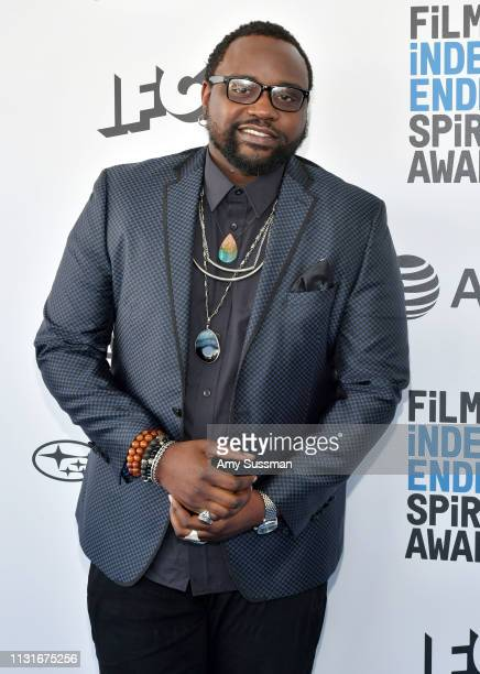 Brian Tyree Henry attends the 2019 Film Independent Spirit Awards on February 23 2019 in Santa Monica California