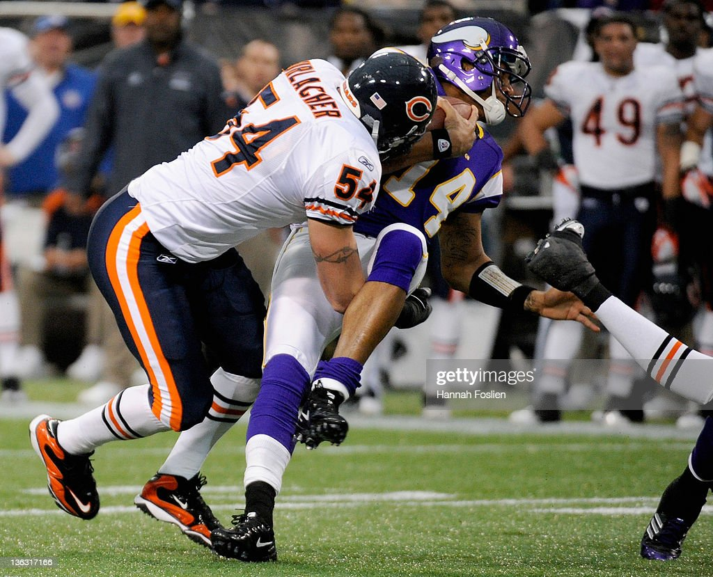 Chicago Bears v Minnesota Vikings
