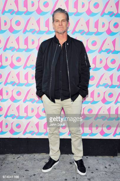 Brian Van Holt attends the Aldo LA Nights 2018 at The Rose Room on June 13 2018 in Venice California