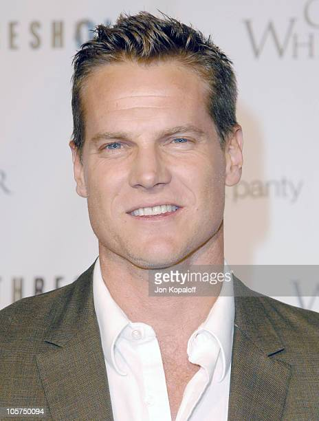 Brian Van Holt during Ghost Whisperer and Threshold Premiere Screenings at The Hollywood Forever Cementary in Hollywood California United States