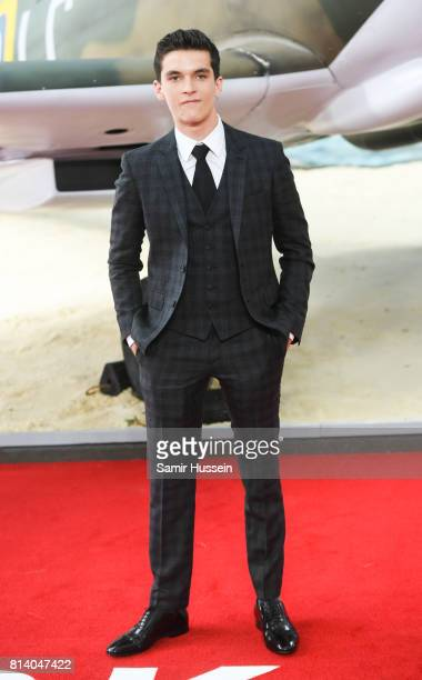 Brian Vernel arriving at the 'Dunkirk' World Premiere at Odeon Leicester Square on July 13 2017 in London England
