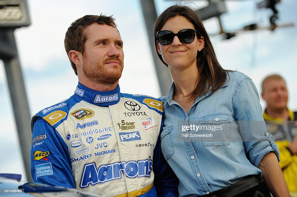 Quaker State 400 presented by Advance Auto Parts : News Photo