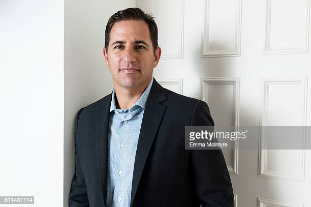 Brian Weinstein Head of Global Client Strategy CAA poses for a portrait at The Grill at Montage Beverly Hills on September 26 2016 in Beverly Hills...