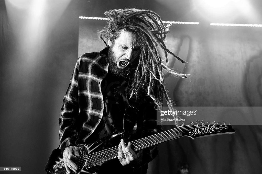 Korn And Limp Bizkit Perform At SSE Arena - London
