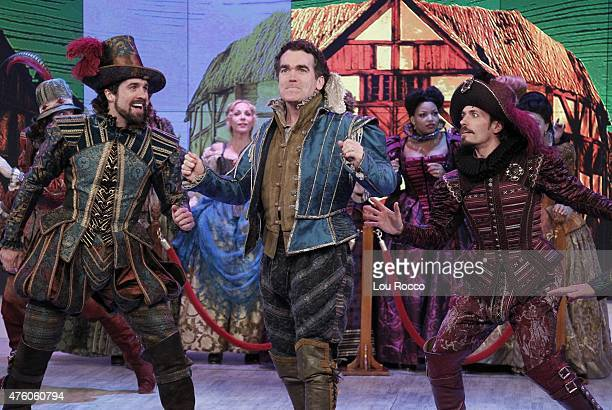 THE VIEW Brian Wilson and Melinda Wilson Kimberly Guilfoyle are the guests today along with a performance from Something Rotten Friday June 5 2015 on...