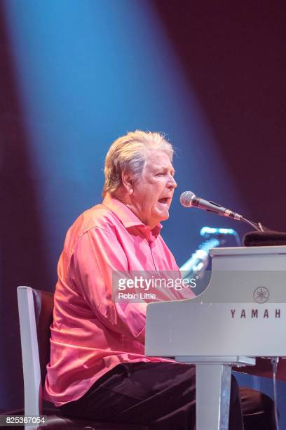 Brian Wilson performs at the Eventim Apollo on August 1 2017 in London England
