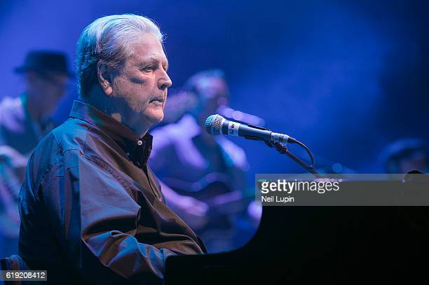 Brian Wilson performs Pet Sounds at the Royal Albert Hall on October 28 2016 in London England