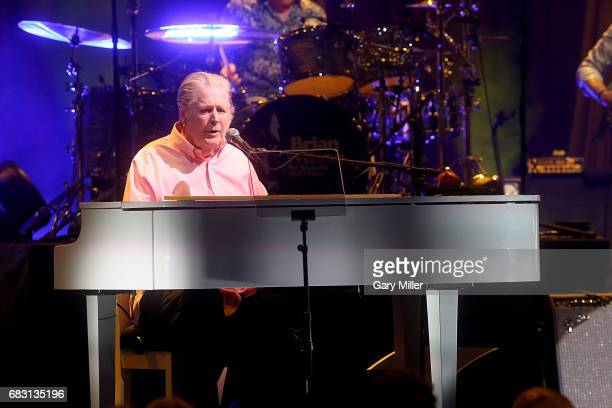 Brian Wilson performs 'Pet Sounds' in concert at ACL Live on May 14 2017 in Austin Texas