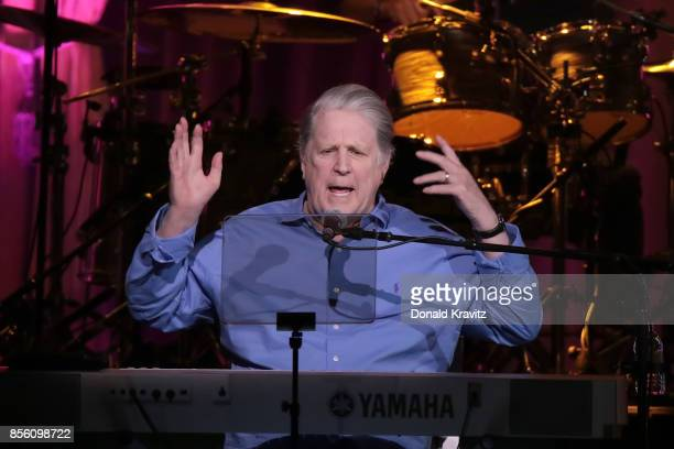 Brian Wilson performs The Beach Boys Pet Sounds in concert at Golden Nugget on September 30, 2017 in Atlantic City, New Jersey.