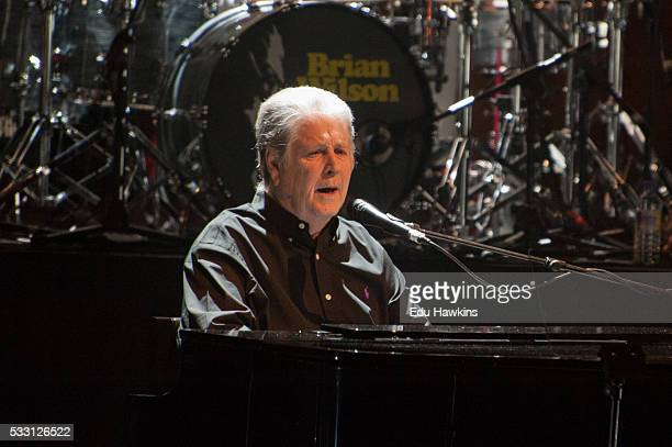 Brian Wilson Presents Pet Sounds at London Palladium on May 20 2016 in London England