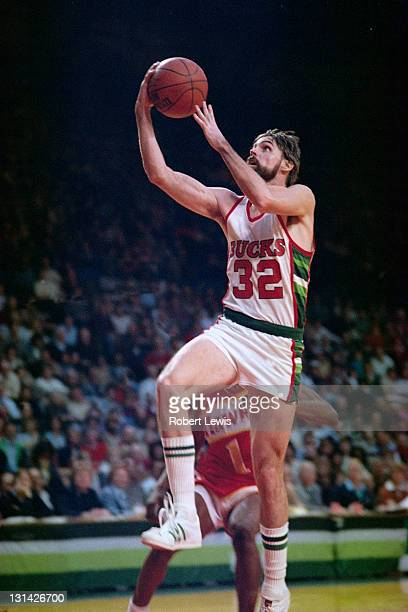 Image result for milwaukee bucks 1982 getty images