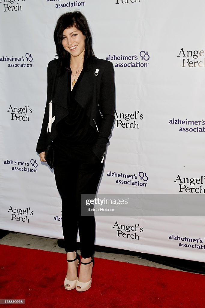"Alzheimer's Association, California Southland Chapter And Scrappy Cat Productions Present 'Angel's Perch"" Premiere : News Photo"