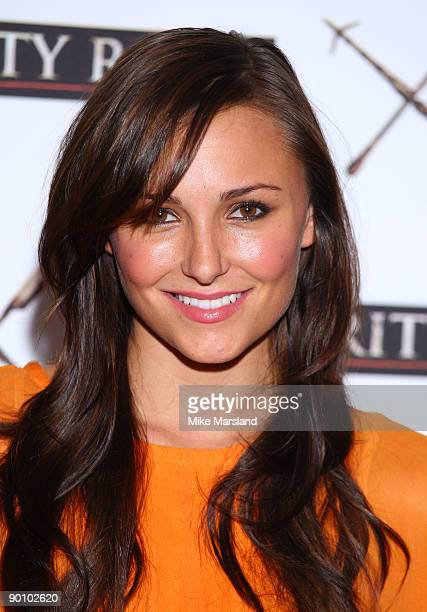 Briana Evigan attends photocall for 'Sorority Row' at Vue West End on August 26, 2009 in London, England.